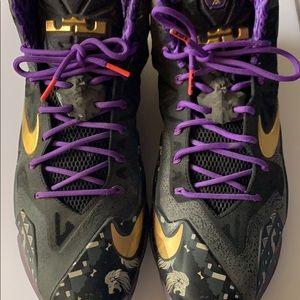Nike LeBron 11's (Black history months)
